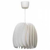 СКЮМНИНГЕН Подвесной светильник,белый